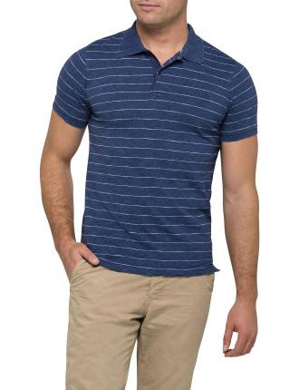 Liam Stripe Polo