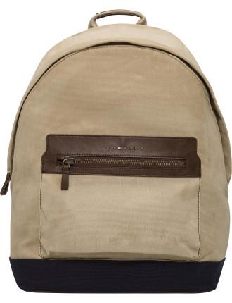 Minimalist Backpack Canvas