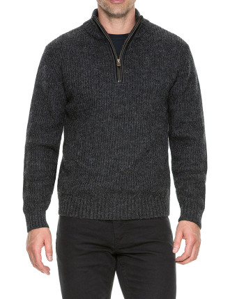 Huka Lodge Knit Onyx