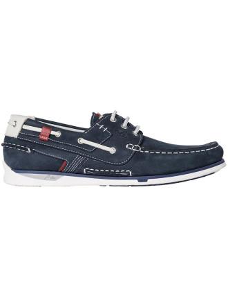 Allandale Shoe Navy