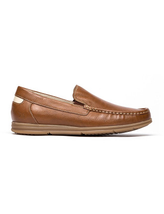 Diamond Harbour Slip On Shoe Tan