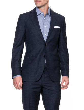 Wales Tailored Jacket Navy
