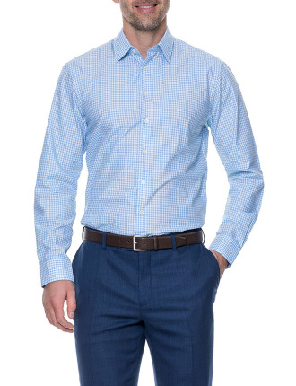 Tudor Tailored Shirt Sky