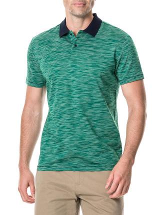 Tay Street Polo Emerald