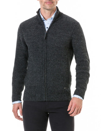 Bendrose Knit Charcoal