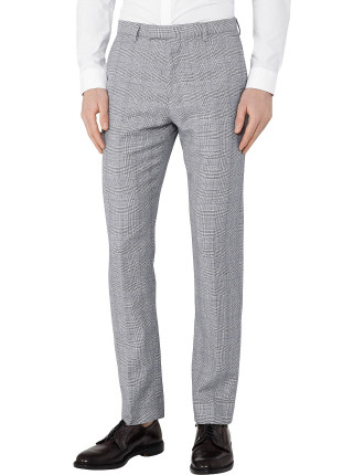 Buckingham T Check Trousers