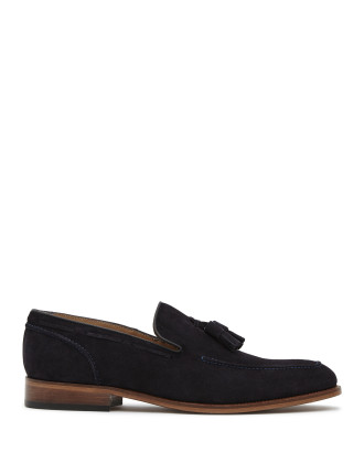 Patrick Suede Tasselled Loafers