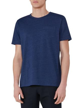 Ecuador Patch Pocket T-Shirt