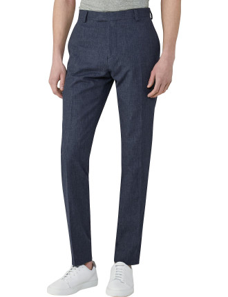 Geronimo T Slim-Fit Cotton Trousers