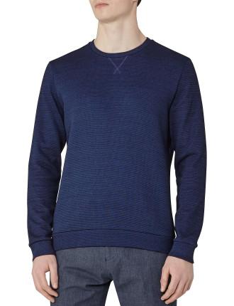 Belsey Stitch Detail Sweatshirt