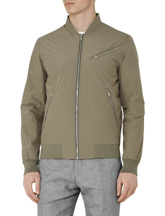 Anthem Zip Bomber Jacket