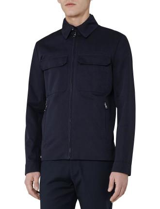 Casablanca Cotton Pocket Jacket