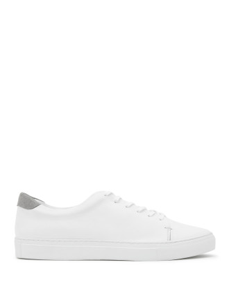 Don Leather Lace-Up Sneakers