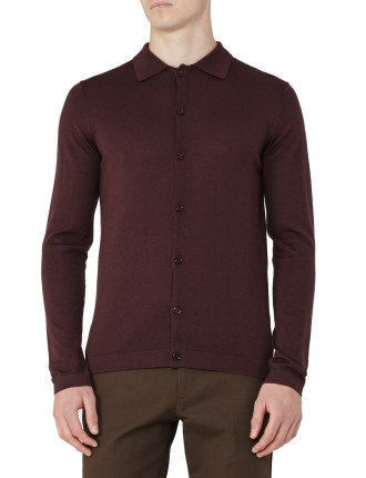 Oracle-Merino Polo Shirt