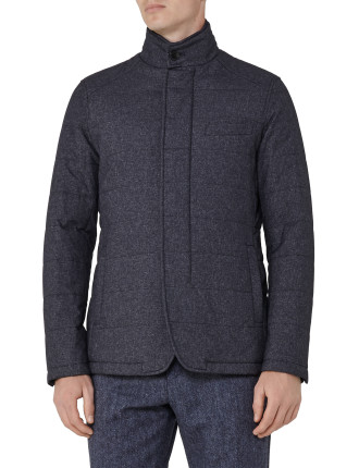 Hector-Quilted Jacket