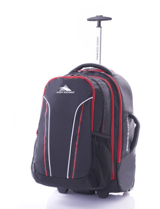 Composite 56cm Weeled Duffle With Zip-Off Daypack