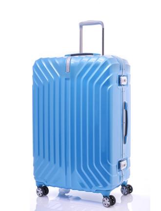 Tru-Frame 76cm Spinner Aqua Blue