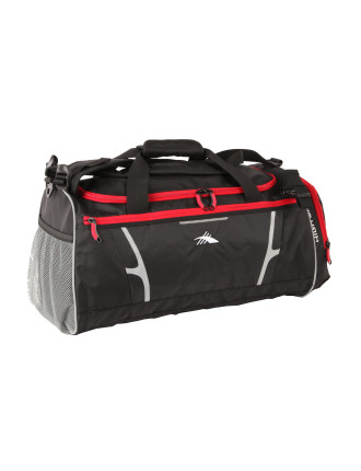 Composite 2-In-1 Duffle Backpack Black
