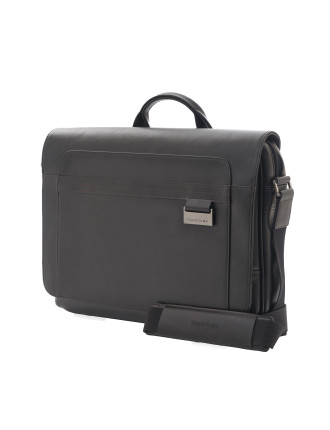 Savio Leather IV Messenger Bag