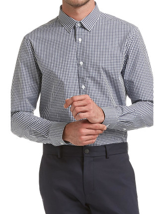 Jones Gingham Shirt
