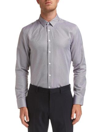 James Jacquard Shirt