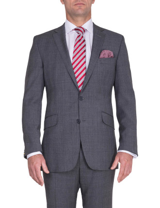 BONDI SUIT | MID GREY CHECK
