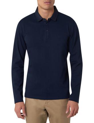 Jordan Long Sleeve Smart Polo