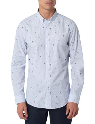 Signal Slim Fit Shirt