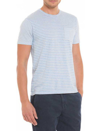 Marle Double Stripe T-Shirt