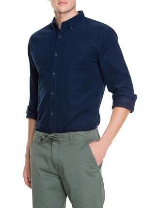 Mini Cord Shirt