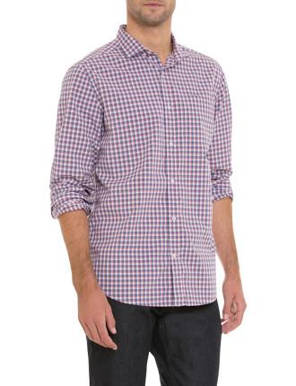 Three Colour Check Shirt