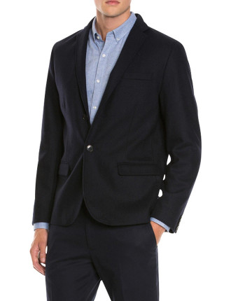 Twill Flannel Jacket