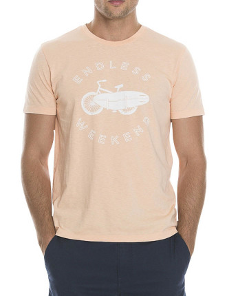 Weekend Graphic T-Shirt
