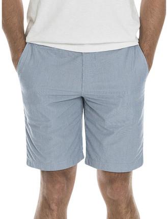 Micro Stripe Short