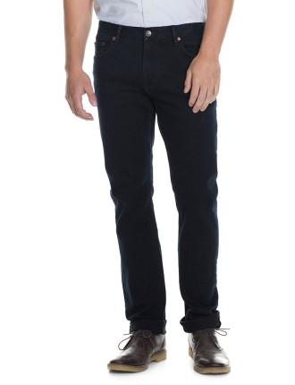 Standard Blue Black Jean