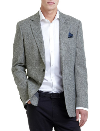 Regular Tweed Jacket