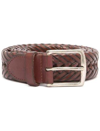 Plaited Belt