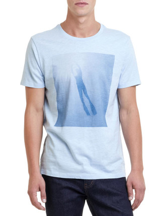 SS DIVER GRAPHIC T
