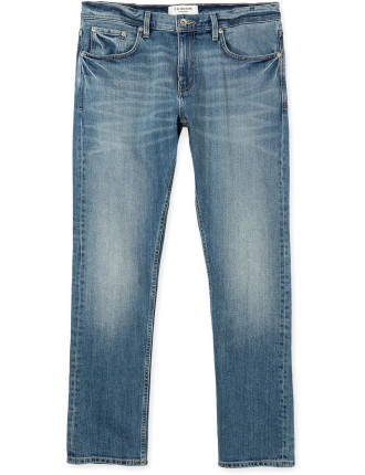 Slim Light Wash Jean