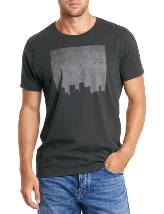 Short Sleeve Skyline T-Shirt