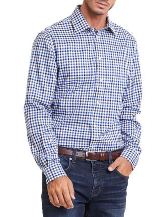 Regular Multi Melange Shirt