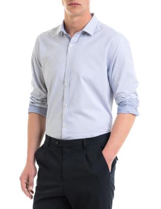 Micro Dobby Shirt