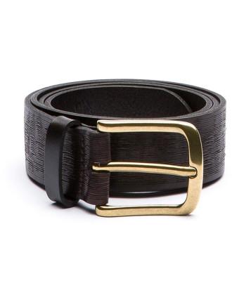 Casual Embossed Belt