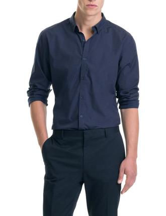 Slim Polka Dot Shirt