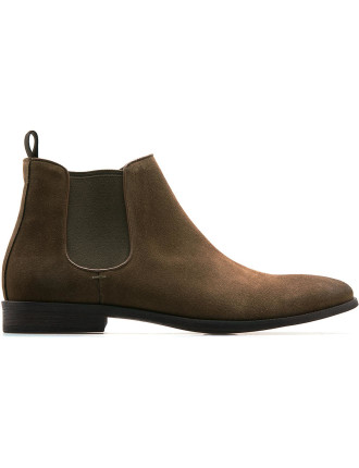 Suede Jefferson Boot