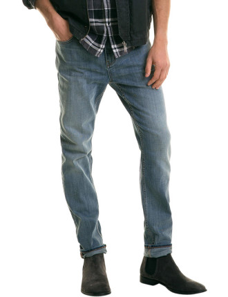 Blue Grey Jean