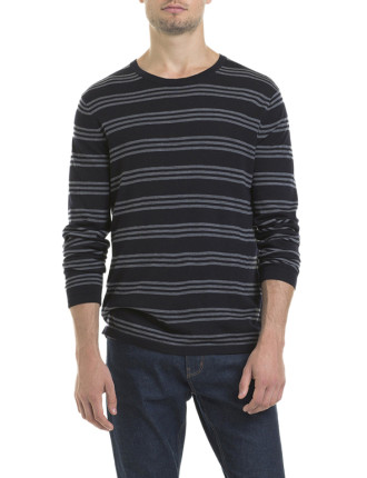 Stripe Merino Knit