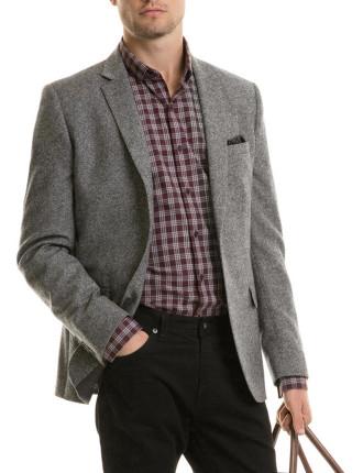 Tweed Item Jacket