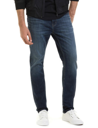 Tapered Inky Wash Jean