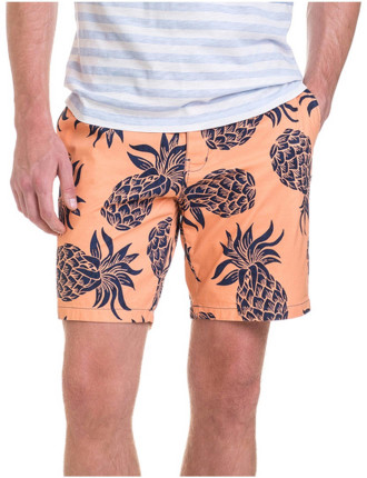 Pineapple Print Boardie